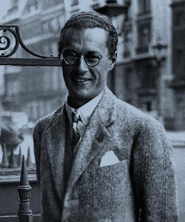 Portret Kazimierza Wierzyńskiego