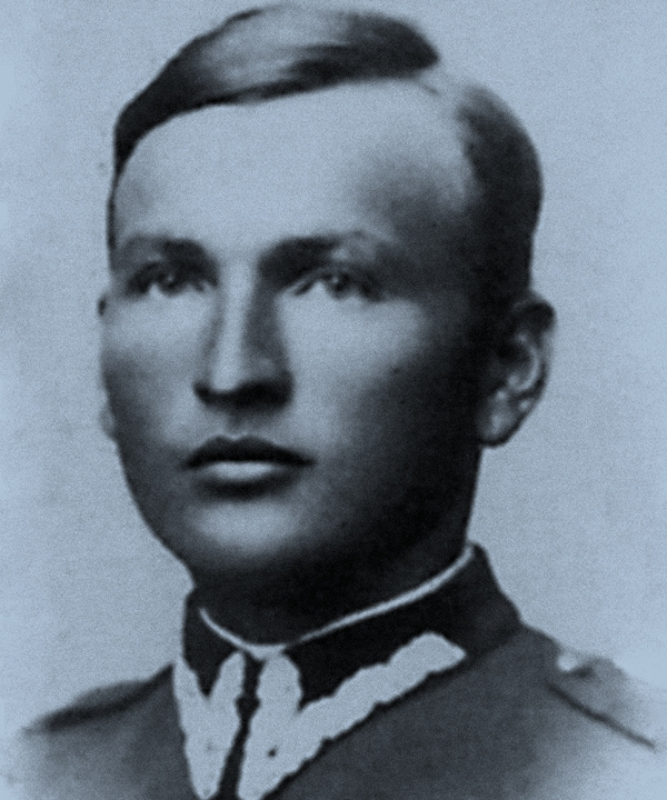 Portret Józefa Książek
