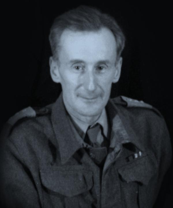 Portret Józefa Czapskiego