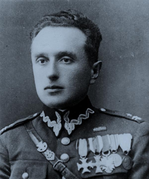 Portret Adama Solskiego