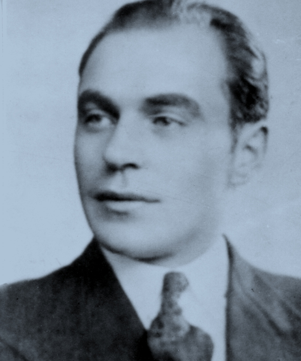 Portret Eugeniusza Mikuckiego