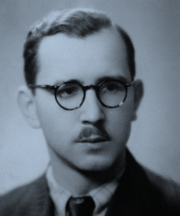 Portrait of Dr. Hieronim Bartoszewski