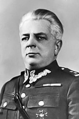 Portrait of Włodzimierz Dobrowolski