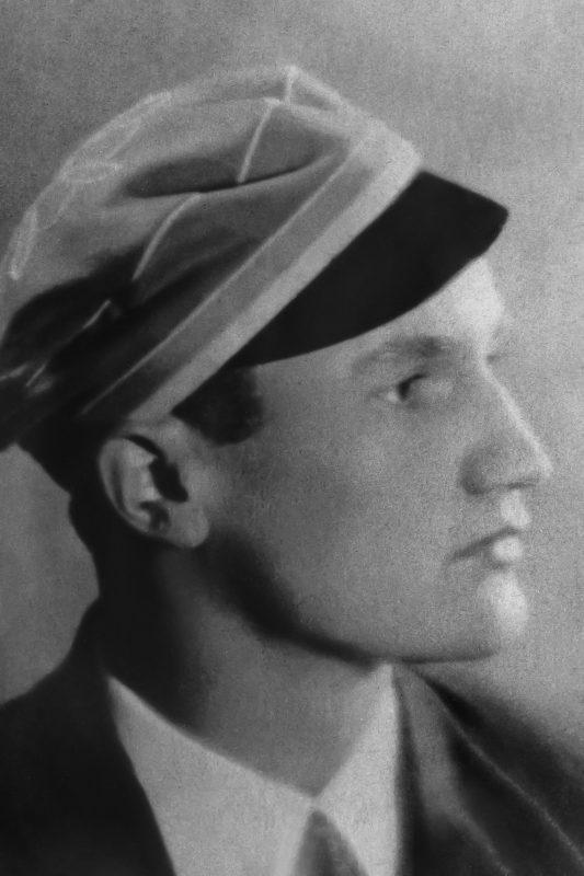 Portrait of Tadeusz Ciszewski