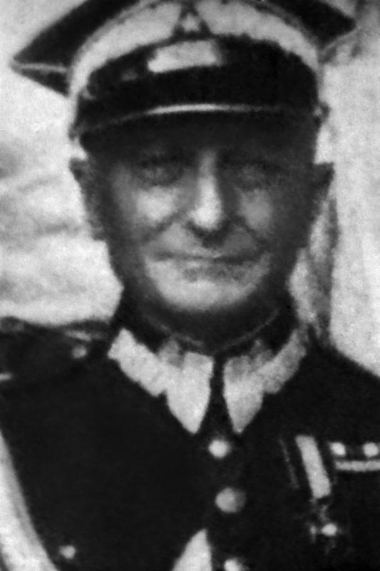 Portret generała Bronisława Bohaterewicza