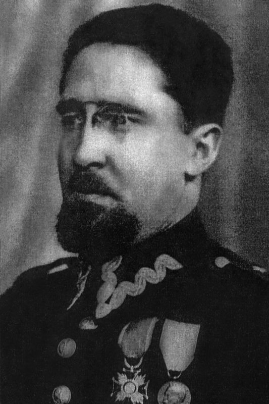 Портрет ксендза Шимона Федоренько