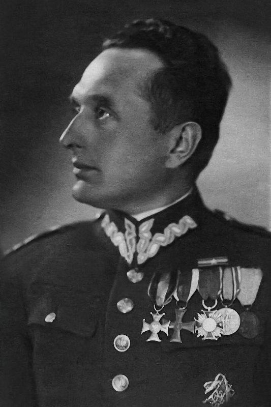 Портрет Адама Сольского