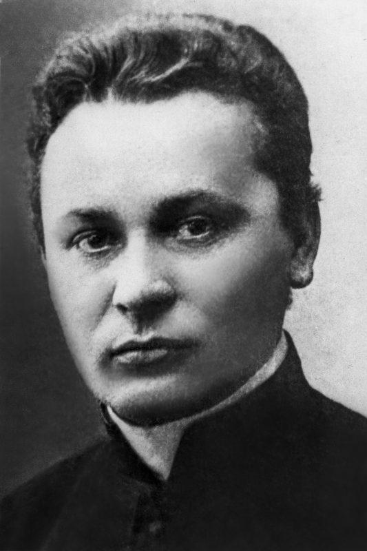 Портрет ксендза Яна Леона Зюлковского